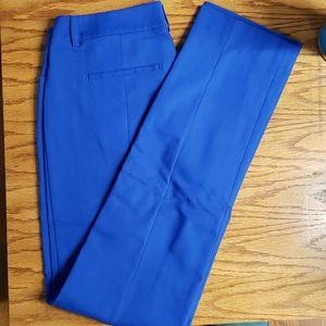 Royal Blue Work Pants